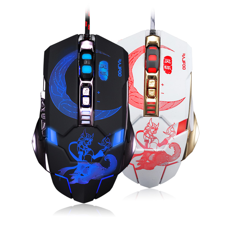 Hope Fox 7D Gaming Mouse M003