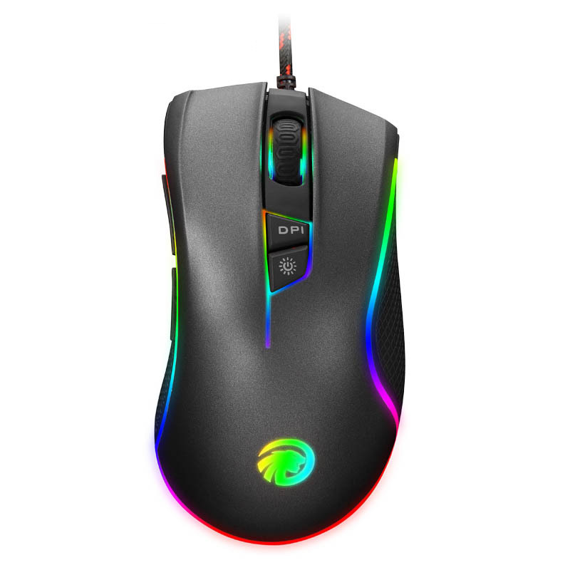 RGB light marquee Gaming Mouse M008