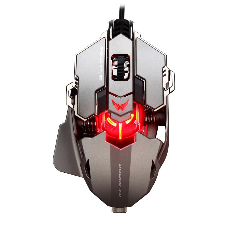 Mechanical Esport Gaming Mouse M18 Support To Eat Chicken Pressure Gun Macro Programming Settings